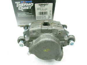 Wagner TQM25011 Remanufactured Disc Brake Caliper & Pads - Front Right