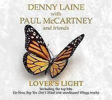 DENNY LAINE WITH PAUL McCARTNEY AND FRIENDS - Lovers Light - Digipak-CD - 700007
