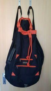 Pro-Sports Sportrucksack, Rucksack schwarz/orange BAG