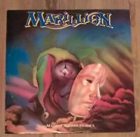 "Marillion ‎– Market Square Heroes Vinyl 12"" Single 33rpm 1982 Cream Labels"