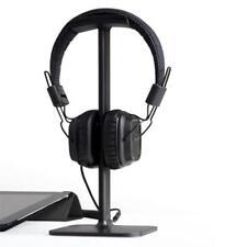Detachable Aluminum Gaming Headphone Display Stand Holder Rack Headset Hanger