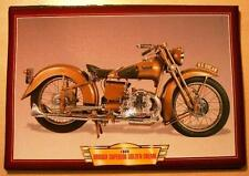 BROUGH SUPERIOR GOLDEN DREAM FLAT 4 CLASSIC 1938 MOTORCYCLE BIKE PICTURE 1930'S2