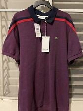 lacoste polo shirt xxl
