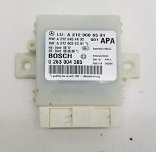 2010 10 11 12 MERCEDES BENZ E350 W212 PARKING CONTROL MODULE COMPUTER UNIT OEM