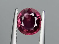 Big Natural Ruby 1.97ct 7.5x7mm Loose Gemstone Beautiful Cushion Cut Nice Colour