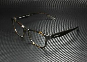BURBERRY BE2279 3002 Dark Havana Demo Lens 53 mm Men's Eyeglasses