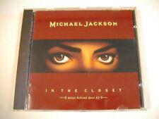 MICHAEL JACKSON In The Closet  CD
