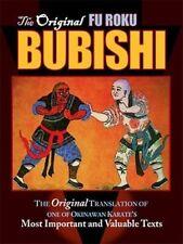 Original Fu Roku Bubishi Paperback Book japanese martial arts kobudo