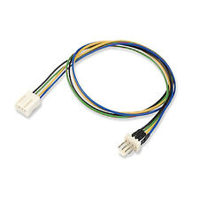 """10 Qty 4 pin to 4 pin PWM fan wire 12"""" extension cable 305mm  Extend your reach!"""