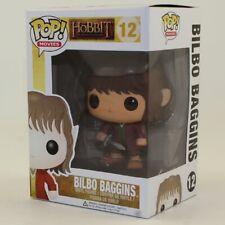 Funko POP! The Hobbit Movie - Figure - BILBO #12 (4 inch) *NON-MINT BOX*