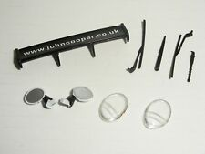 Scalextric - W9158 BMW Mini Cooper S Accessory Pack ( Mirrors / Rear Wing ) -NEW