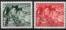 Germany Third Reich Mi# 684-685 MH Acquisition of Sudetenland 1938 *