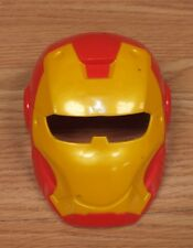 Unbranded Red and Gold Iron Man Mr. Potato Head Style Mask Only **READ**