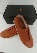 Men's Frye's leather Kerry slip-on shoes size 9.5 ...