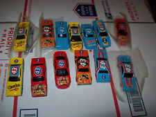 2004 General Mills Promo - Richard Petty #43 Hot Wheels almost complete set