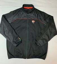 Ducati Corse Speed Fleece Sweat Jacket Sweatshirt Pullover. Sz XL
