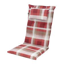 karierte doppler gartenm bel auflagen g nstig kaufen ebay. Black Bedroom Furniture Sets. Home Design Ideas