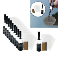 10x Car Windscreen Windshield Glass Nano Repair Kit For Chips Cracks Scratches