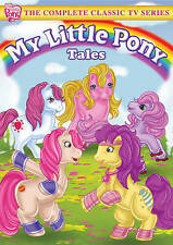 My Little Pony Tales: The Complete Series (DVD, 2015, 2-Disc Set) NEW