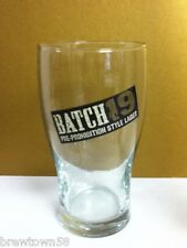 Batch 19 Pre-Prohibition style lager pub style pint beer glass glasses 1 Se2