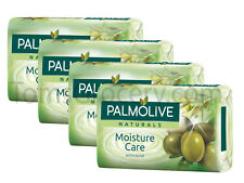 4 x Palmolive Naturals - Moisture Care - Moisturizing Bar Soap with Olive Oil