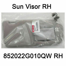 [KIA] Genuine Sun Visor RH Gray Oem 852022G010QW For Optima Magentis 2006-2020