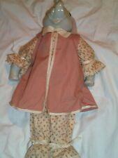 Antique porcelain elephant doll