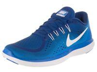 NIKE Flex 2017 RN Blue 898457 Men's Sneaker Shoes