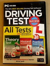 DRIVING TEST SUCCESS All Tests 2012 Edition For PC/DVD-ROM