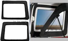 black Rear window heat insulation cotton 4 Door for Jeep Wrangler JK 2007-2017