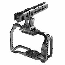 8Sinn Cage for The Fuji X-T3 Camera + Grip Pro (Adjustable) Aluminium