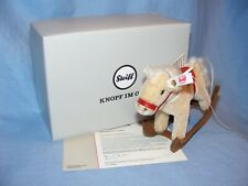 Steiff Rocking Horse Ornament 683398 Limited Edition Christmas