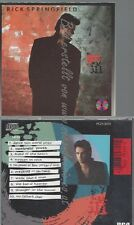 CD--RICK SPRINGFIELD--TAO | IMPORT