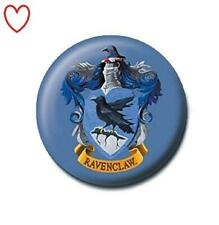 Ravenclaw School House Crest Badge Official Harry Potter Pin Button