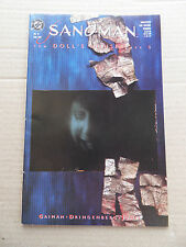 Sandman 14 .Giant Size / Nightbreed guide . DC / pre Vertigo 1990 - FN /  VF