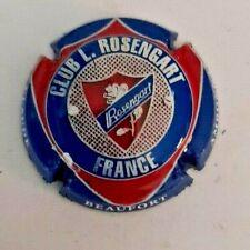 Capsule de champagne BEAUFORT Claude NR Club L.ROSENGART News !!!!