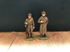 Valiant: Russian Infantry, c1940. 54mm Scale Metal Figures