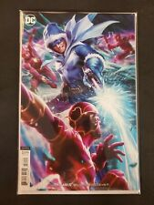 The Flash #72 B Cover DC NM Comics Book