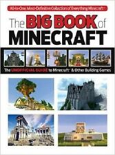 The Big Book of Minecraft( The Unofficial Guide to Minecraft & Other Building Ga