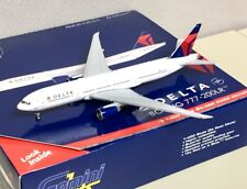 Gemini Jets 1/400 Delta Airlines Boeing 777-200LR N708DN die cast metal model