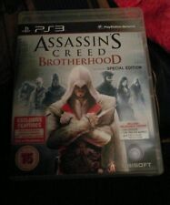 Assassins Creed Brotherhood Special Edition Sony Playstation 3 PS3 Game