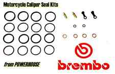 Ducati 998s 998 S 2002 2003 2004 02 03 04 Brembo Freno Delantero Caliper Kit De Sello