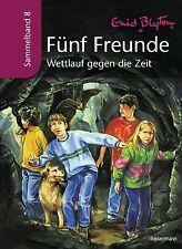 Wettlauf gegen die Zeit / Fünf Freunde Sammelbände Bd.8 von Enid Blyton (2011, Gebundene Ausgabe)
