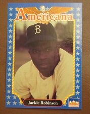 1992 Starline Baseball Card #237 JACKIE ROBINSON/MINT