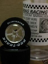 Pro-Track Cnc Pro Star Rear Drag Tires 1 3/16 x .435