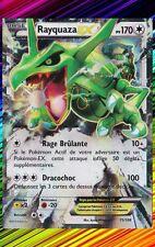 Rayquaza Ex - XY6:Ciel Rugissant - 75/108 - Carte Pokemon Neuve Française