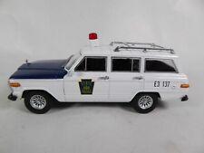 Jeep Wagoneer Police USA 1/43 - Ist Voiture miniature Diecast PM34