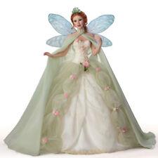 Titania Queen Of the Fairies - Porcelain Doll Sandra Bilotto Ashton Drake