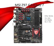 for MSI Z97 GAMING 7 Intel Motherboard LGA 1150 HDMI SATA 6Gb/s