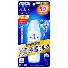 ROHTO SKIN AQUA Sunscreen Super Moisture Milk Renewal SPF50+ / PA++++ 40ml Japan